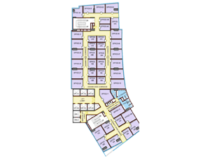 Unit Type-2 BHK 1250 Sq. Ft.